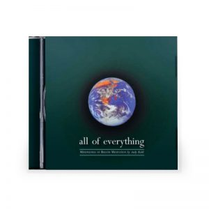 Cover of All Of Everything CD