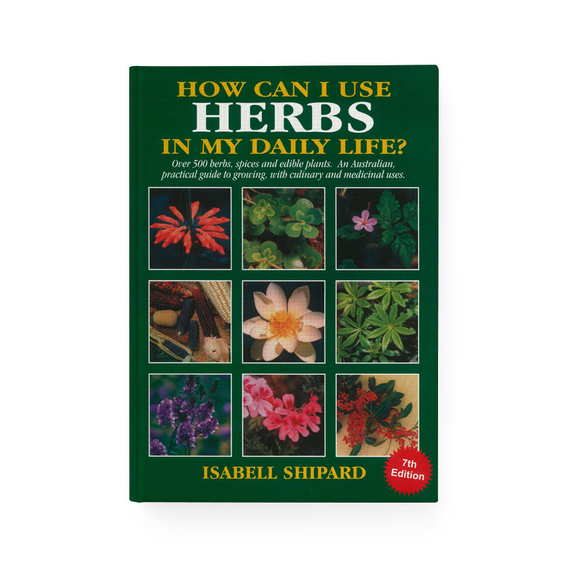Cover of How can I use herbs in my daily life book
