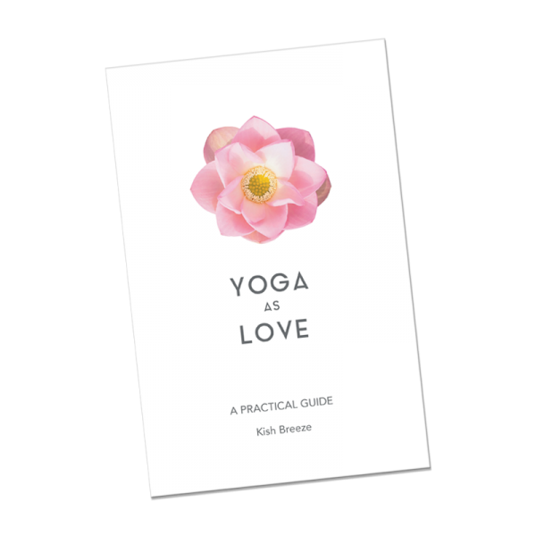 Cover of Yoga as Love book