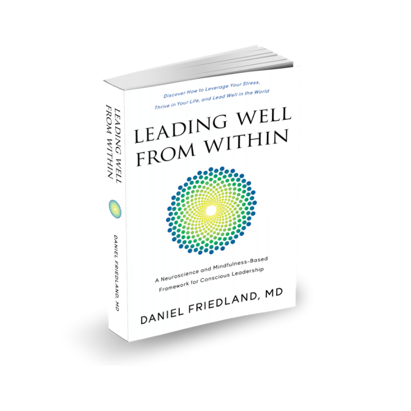 Leading Well From Within book cover